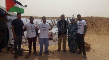 دعوات للتظاهر فمخيمات تندوف تضامنا مع المختفي قسرا عند الجزائر