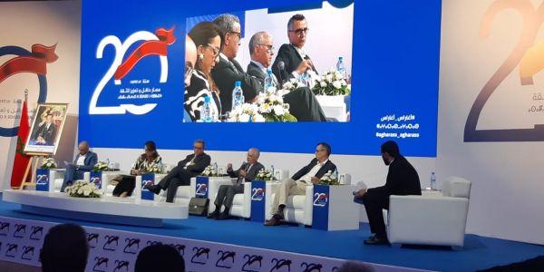 20 سنة من حكم الملك..أوجار: محمد السادس مهندس الإصلاحات الكبرى