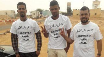 عائلة المختطف الخليل أحمد دخلات فاعتصام مفتوح أمام مفوضية غوث اللاجىين بالرابوني
