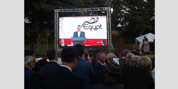 سفير مصر بالمغرب: علاقتنا ممتازة مع الرباط فكاع الاصعدة واستثماراتنا وصلت 250 مليون دولار