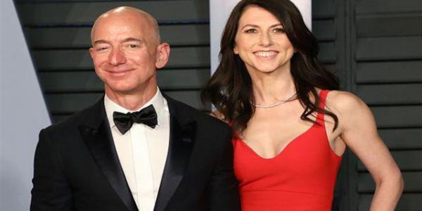 """طليقة مول امازون """"جيف بيزوس"""" دخلات قائمة المليارديرات وولات هي ثالث اغنى مرا فالعالم"""