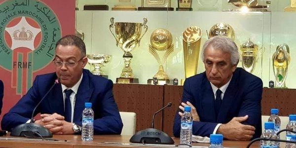 وحيد: نتمنى شي نهار كاع لمغاربة يكونو فرحانين بمنتخبهم وما عنديش مع الانتقادات المجانية والكاذبة