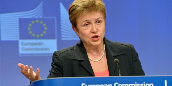 الاتحاد الأوروبي رشح كريستالينا گورگييفا باش تعوض كريستين لاگارد لقيادة صندوق النقد الدولي