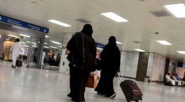 صافي العيالات السعوديات يقدرو يسافرو بكل حرية