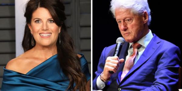 علاقة بيل كلينتون ومونيكا لوينسكي رجعات للواجهة