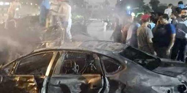 نكبة تابعة نكبة فمصر السيسي. 19 قتيل وسط القاهرة