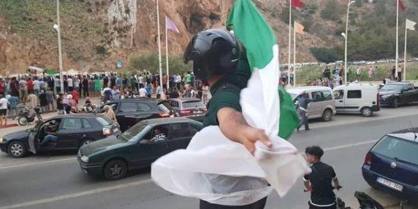 خاوا خاوا.. الدزايريين غادي يديرو مسيرة للمطالبة بفتح الحدود مع المغرب