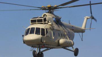 ها علاش هليكوبتر كانت كتحوم فوق سما العيون
