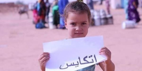 #تكايس. حملة للحد من حوادث السير بدات فتندوف وسالات فالصحرا – تصاور