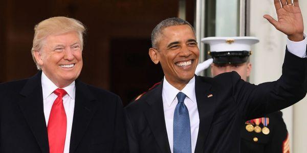 بدات بالضحك ودابا تقدر تولي حقيقة.. دونالد ترامب غادي يفقد برج ديالو لصالح أوباما