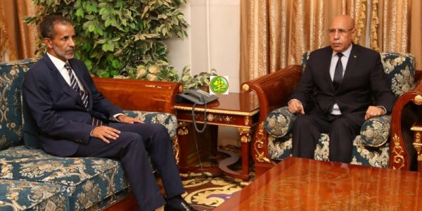 ولد الغزواني عين حكومة موريتانية جديدة وصديق المغرب وزيرا للخارجية