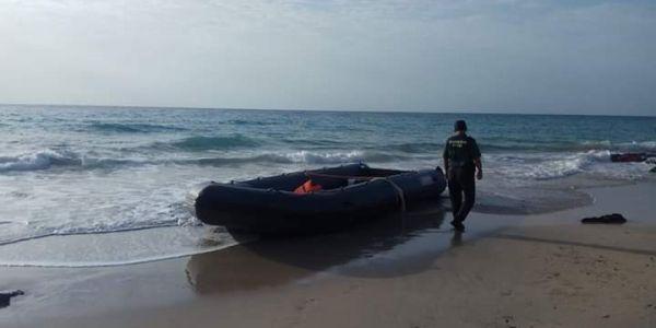 اعتقال طاقم قارب انقاذ فالحسيمة بشبهة التعامل مع شبكات الحريگ