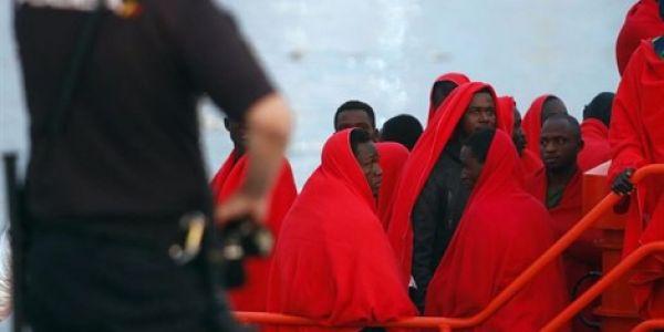 23 حراك إفريقي وصلو الكناري من سواحل الصحرا