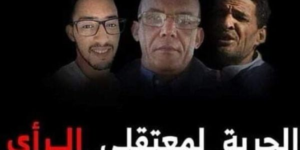 الجمعية الصحراوية دعات لجنة إسبانية لزيارة مقابر الرشيد فتندوف ونددات باعتقال ثلاث معتقلي رأي