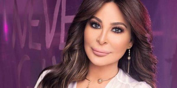 إليسا دخلات طول وعرض فوزير خارجية لبنان –  تويت