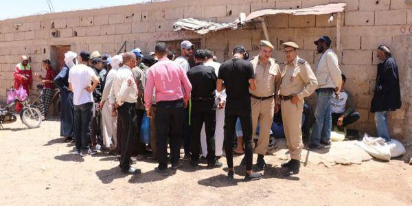 مع العيد الكبير.. جماعة العيون والسلطات المحلية دايرين حملة على نقاط بيع الحوالى فالعيون