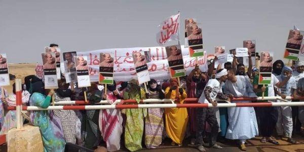 معارضة البوليساريو طلبات تدخل جنوب إفريقيا فقضية معتقلي الرأي