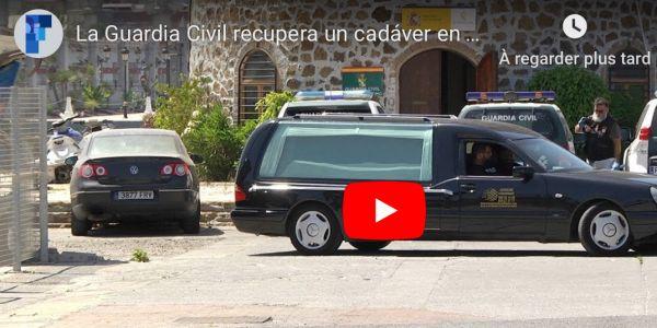 بالفيديو. الصبليون جبدو جثة حراگ مغاربي خرج من المغرب