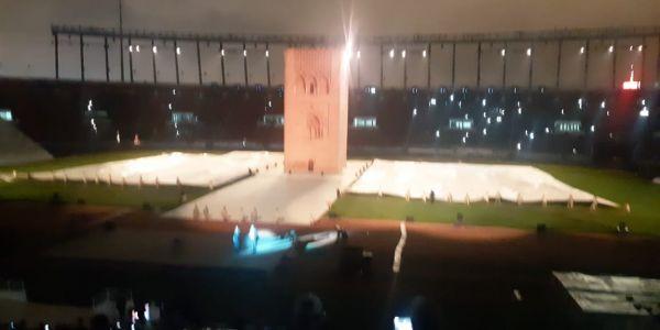 بالصور والفيديو: مولاي رشيد افتتح الألعاب الإفريقية بحضور موسى فقي ووزراء أفارقة وأحمد أحمد