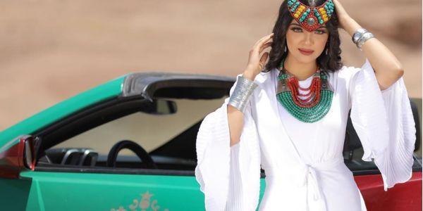 فهم تسطى.. اللحن هندي والتصوير فالصحرا.. رقية ماغا دارت أغنية هندية فذكرى المسيرة الخضرا! -فيديو
