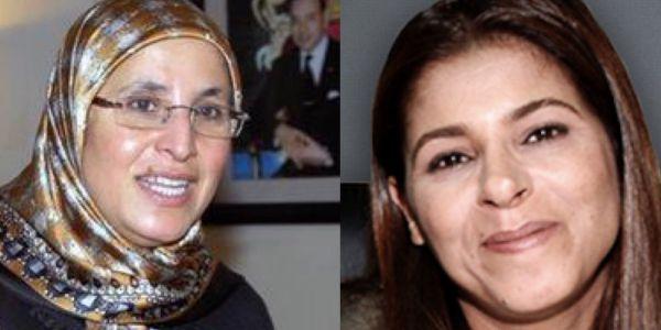 سميرة سيطايل دخلات طول وعرض فالوزيرة الحقاوي: الناس كتموت ونتي ماكديري والو