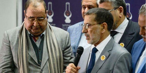 """استنفار وسط الأغلبية: العثماني واحل بسبب صراع الأحزاب على كعكة """"مناصب"""" التعديل الحكوميولشكر كيناور"""