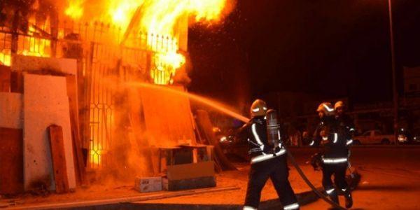وحدا فمراكش شعلات العافية فدار عائلتها وقتلات راسها