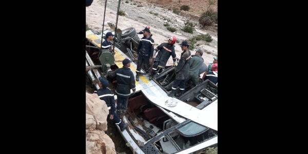 سلطات الراشيدية: جبدنا هاد الصباح 5 جثث ديال كسيدة الكار