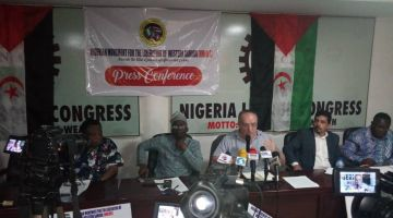 البوليساريو مازال كتقلب على الدعم الإفريقي.. نيجيريا دارت ندوة حول موضوع الثروات الطبيعية فالصحرا