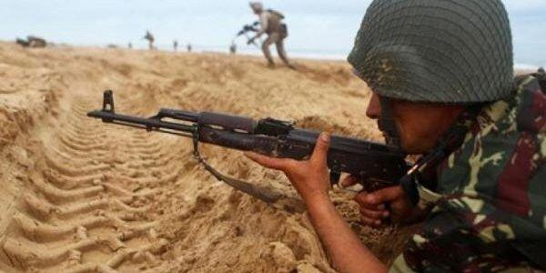 الجيش طلق القرطاس شرق حوزة لإيقاف تجار المخدرات