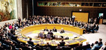 اليوم جلسة لمجلس الأمن حول الصحرا وها محاورها