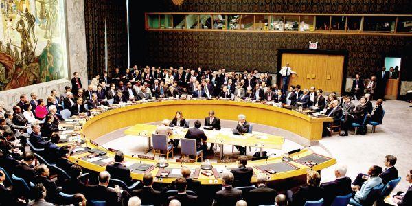 البوليساريو احتجات عند مجلس الأمن الدولي بسبب الملتقى الدولي لرجال البحر لي داز فالداخلة