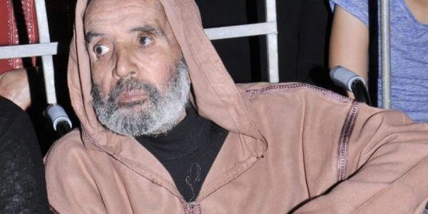 الممثل القيدوم أحمد الصعري مات بعدما تكرفس عامين ملي تشلل ومعقل عليه حد في آخر أيامو