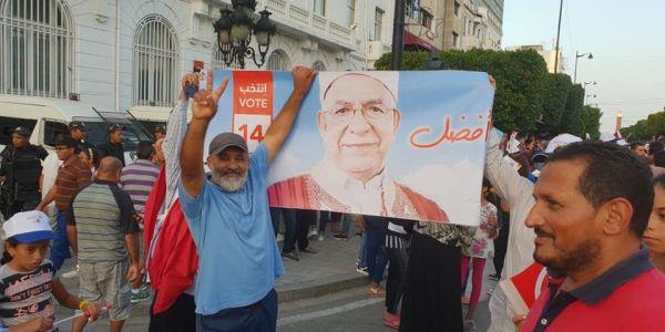 بالتصاور والفيديو. أجواء آخر أيام الحملة الانتخابية التونسية: الدولة خايفة من العزوف