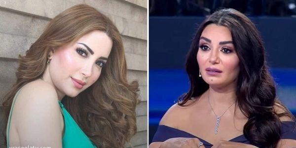 بالفيديو. نايضة سبان ومعيور بين جوج فنانات سوريات