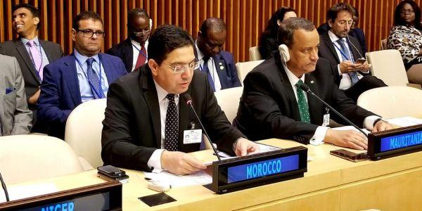 المغرب شارك فاجتماع لجنة بناء السلام ببوركينافاسو وداعمها ضد الإرهاب