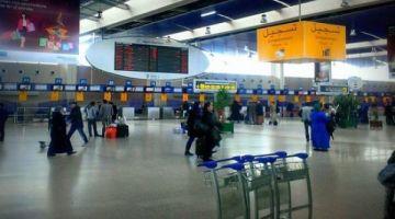 """النقل الجوّي فالمطاراتكلا لعصابسبب """"كورونا"""".. انخافض بنسبة وصلات لـ71,48 فالمائة.. وها التفاصيل"""