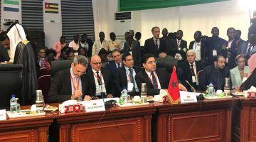 بوريطة: بغينا تحالف دولي ضد الإرهاب والمغرب واجد باش يعاون