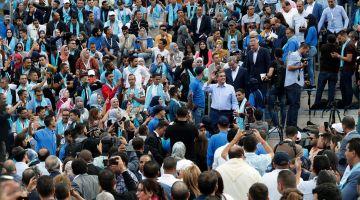 أخنوش: غانترشح للانتخابات وغانهبط للميدان واخوان العدالة والتنمية عندهم جوج وجوه
