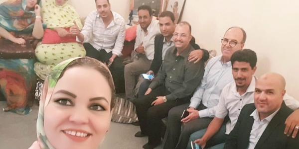 العربي المحرشي لي جمد أنشطتو الحزبية بسباب حالة البام رجع ثاني بلا ما يتبدل والو فالحزب