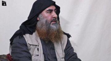 """ظهور جديد لأبو بكر البغدادي زعيم """"داعش"""""""