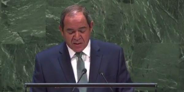 وزير خارجية الجزائر: كنتأسفو على عدم تحقيق الدينامية فنزاع الصحرا كيف بغا كَوتيريس -فيديو