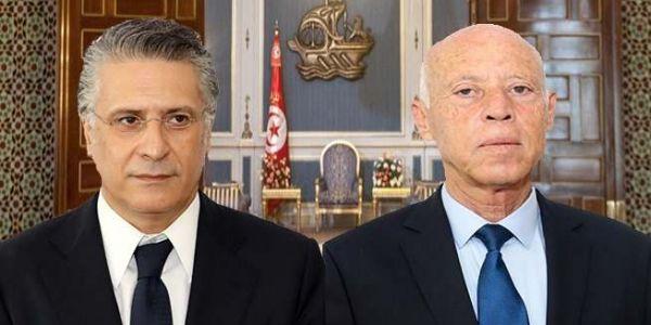 الانتخابات الرئاسية التونسية.. الصمت الانتخابي بدا اليوم بعد مناظرة تلفزيونية تاريخية بين القروي وقيس