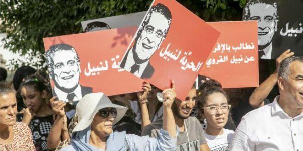 مرشحين لرئاسة تونس متابعين بتهمة التهرب الضريبي وتبييض الأموال بغاو حقهوم فالمناظرات التلفزيونية