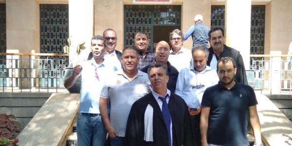 أزمة البام. دفاع بنشماش طلب التأجيل بخصوص دعوى كودار عليه