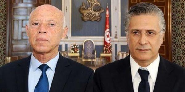 الانتخابات التونسية.. قيس باقي فالمركز الأول وتابعو نبيل القروي