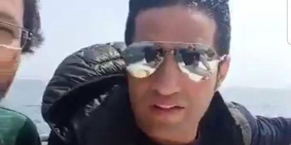 """هشام الوالي جبد عليه النحل فأكادير. فيديو الدعوة لـ """"طحن"""" مسؤولي المدينة منوض الزازة"""
