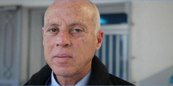 قيس سعيد رئيسا لتونس. 76.9 بالمائة من التوانسة ختاروه