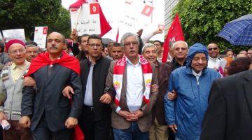 الشعب التونسي يختار العربية الفصحى رئيسا ! لا حل أمام اليسار التونسي بعد الأصفار التي حصدها إلا التحالف مع فيدرالية اليسار والاتجاه بسرعة نحو الأممية الخامسة