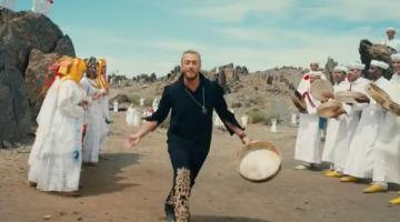 في 13 ساعة.. سعد لمجرد ضرب 3 ملايين مشاهدة وشد راس الطوندونس بالإيقاعات الأمازيغية